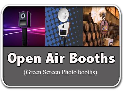 Open Air Booths