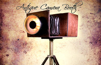 Antique Camera Booth